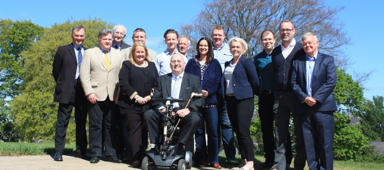 South Lanarkshire Conservatives - Group of Councillors