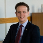 Cllr Jared Wark. Rutherglen Central & North Ward