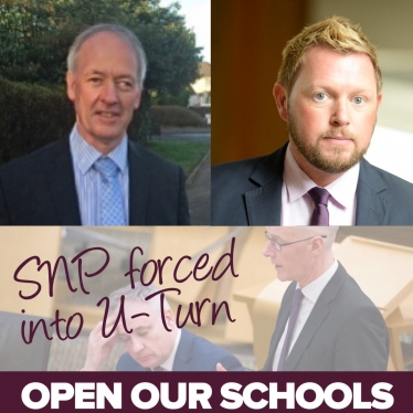 SNP forced U-turn